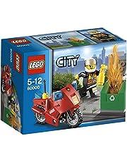 LEGO UK City Fire Motorfiets