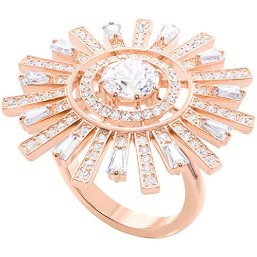 (Swarovski Sunshine Cocktail Ring 5482499)