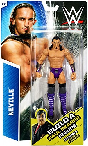 WWE, Basic Series, Neville Exclusive Action Figure [Build Paul Bearer] by WWE