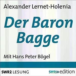 Der Baron Bagge Hörbuch