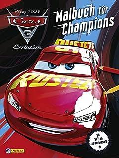 Disney Cars 3 Riesenmal Und Rätselspaß Amazonde Bücher