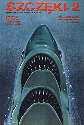 jaws 2 poster - 6