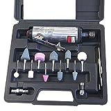 KATSU Tools 212505B Multi-Functional Rotary Air Die Grinder Kit, Colour