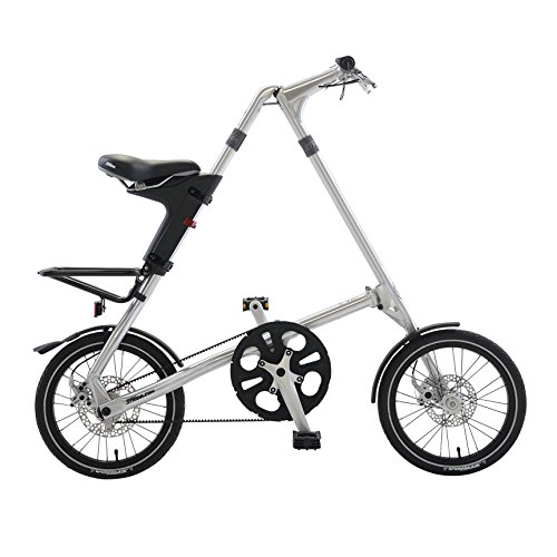 "Cycle Force Strida 5.0 Folding Bicycle, folds to 45x20x9""..."