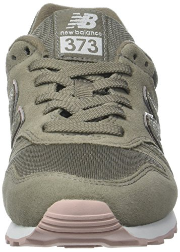 Urban Wl373 Mms military Shell Mms conch Mujer Para Green Zapatillas New Balance Beige 186xB