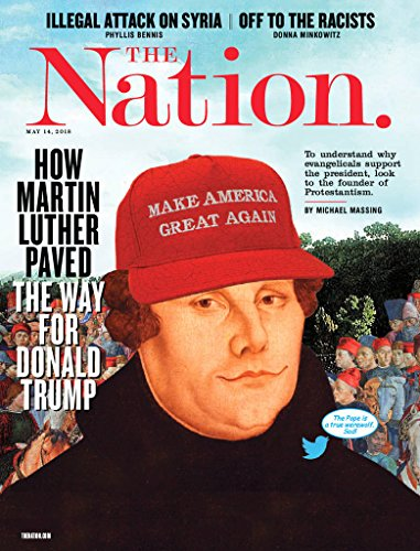 Magazines : The Nation
