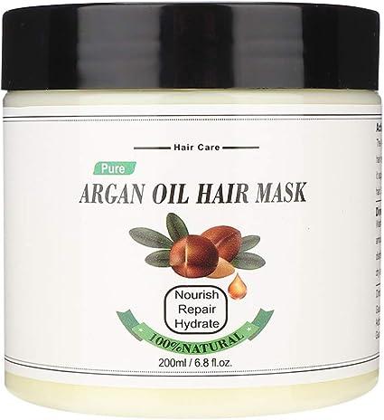 Mascarilla para el cabello, reparación hidratante Ungüento ...