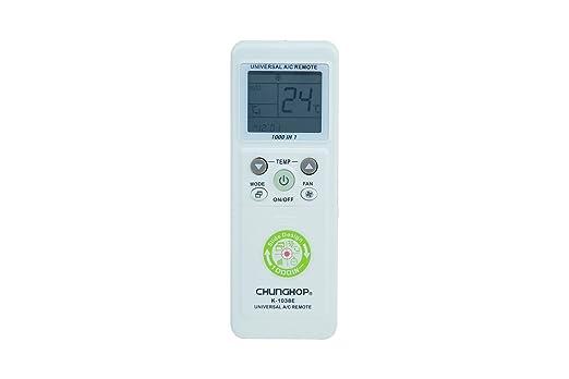 261 opinioni per Telecomando Universale per Climatizzatore Condizionatore