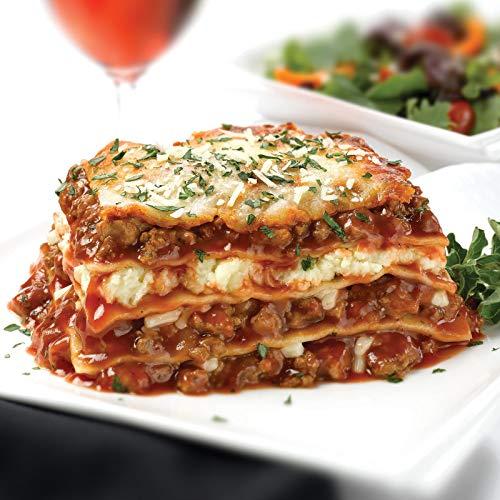 Omaha Steaks 2 (30 oz.) Meat Lover's Lasagna (The Best Frozen Lasagna)