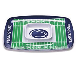 NCAA Penn State Nittany Lions Melamine Chip and Dip Tray