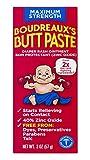 Boudreaux's Butt Paste Diaper Rash Ointment | Maximum Strength | 2 Oz