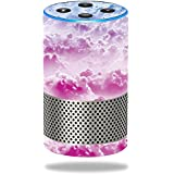 MightySkins Skin Amazon Echo (2nd Gen) - Candy Clouds | Protective, Durable Unique Vinyl Decal wrap Cover | Easy to Apply, Remove Change Styles | Made in The USA