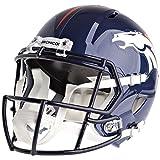 Denver Broncos Officially Licensed Speed Full Size Replica Football Helmet
