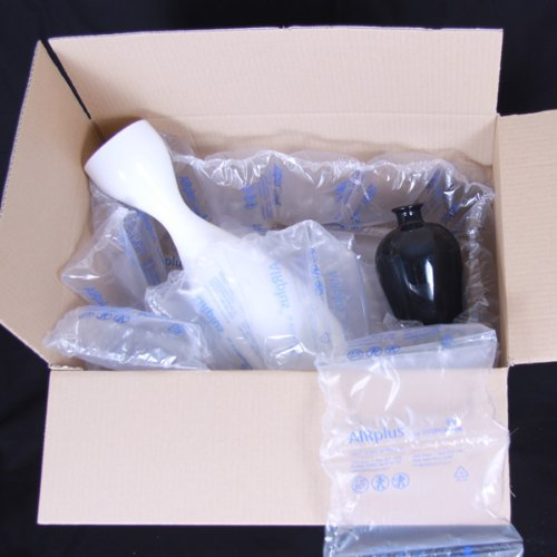 200 Piece Airplus Air Bags 200x120mm Filled Air Padded Bags Package Filling Material