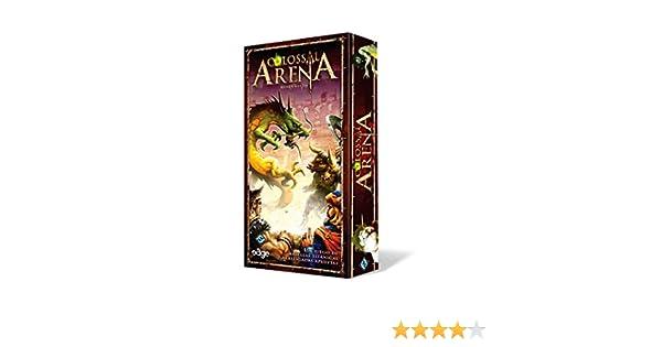Colossal Arena, Version Español: Vv.Aa.: Amazon.es: Juguetes y juegos
