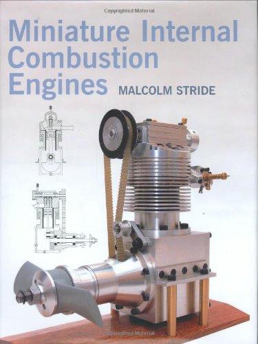 Model Engine Builder - Miniature Internal Combustion Engines