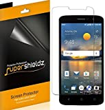 Supershieldz (6 Pack) for ZTE Blade Spark Screen Protector, High Definition Clear Shield (PET)