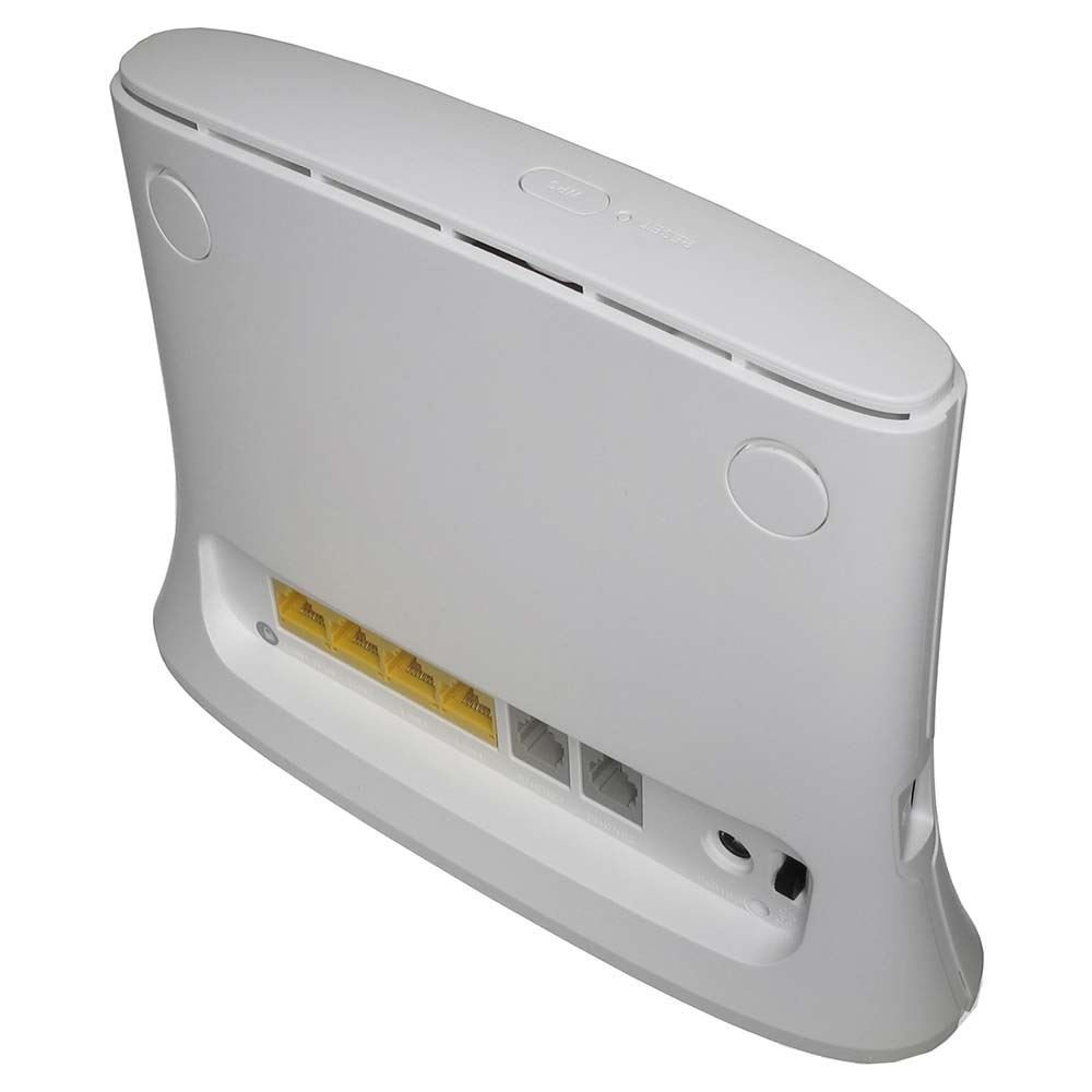 Amazon com: Wi-FI Router ZTE MF283+ Unlocked 4G LTE NOT USA European