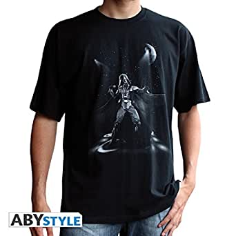 AbyStyle - T-Shirt Star Wars - Dark Vador Disco Homme Taille XL - 3760116328098
