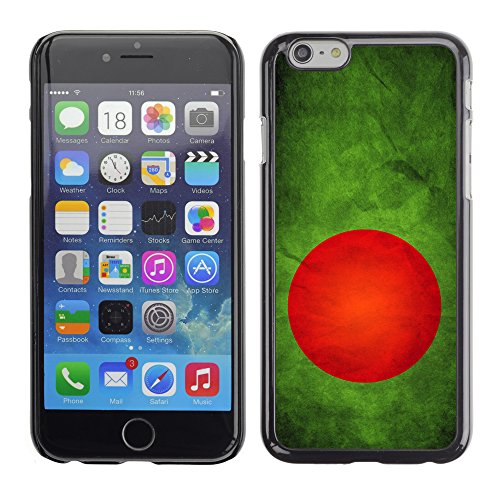 Price comparison product image Graphic4You Vintage Bangladeshi Flag of Bangladesh Design Thin Slim Rigid Hard Case Cover for Apple iPhone 6 / 6S