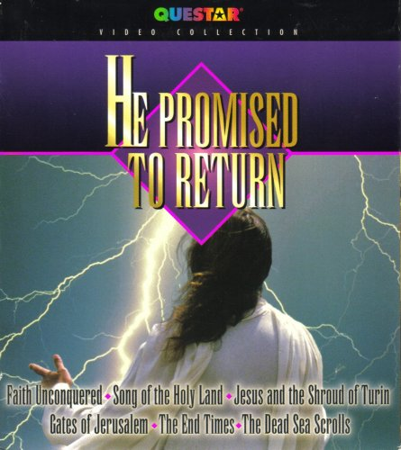 He Promised To Return {6 VHS Video Set}