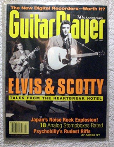 - Elvis Presley & Scotty Moore - Guitar Player Magazine - July 1997