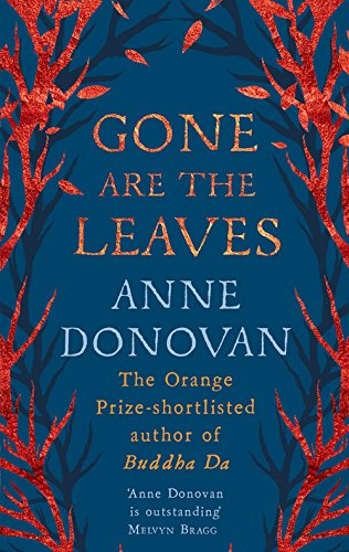 book cover of Gone are the Leaves