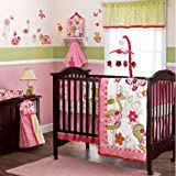 6 Piece Once Upon A Pond Crib Set