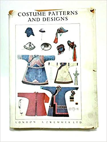 Costume Patterns And Designs Max Tilke 60 Amazon Delectable Patterns And Designs