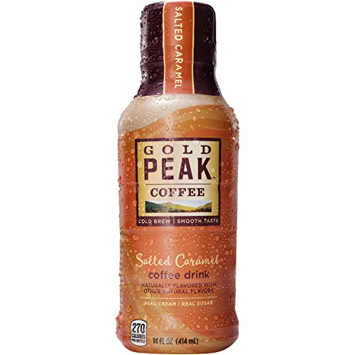 Amazon.com : Gold Peak Vanilla Chai Tea Latte, 14 Fl Oz