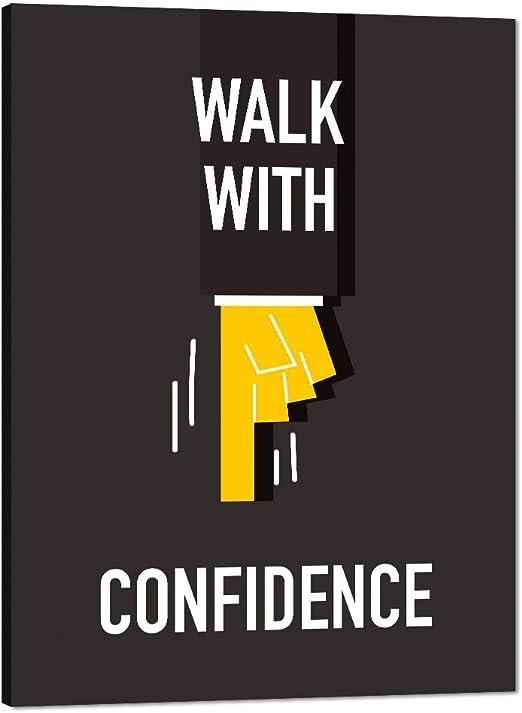 Classroom Motivational New POSTER Do you walk the walk