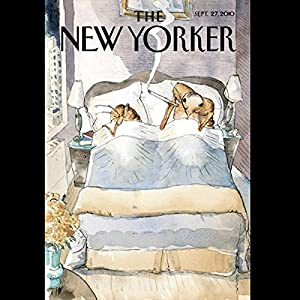 The New Yorker, September 27th 2010 (Jeffrey Toobin, Julia Ioffe, Rebecca Mead) Periodical