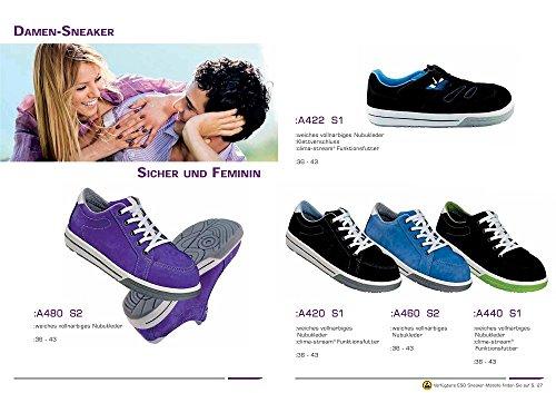 Atlas chaussures de sécurité w10 a480 taille 40
