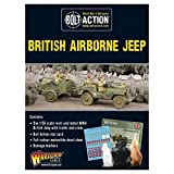 Bolt Action: British Airborne Jeep and Trailer
