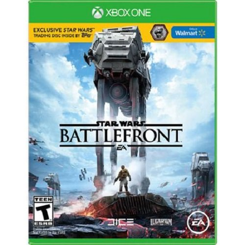 - EA Star Wars Battlefront (Xbox One) with Exclusive Trading Disc - Video Game