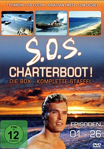 S.O.S. CHARTERBOOT - Die komplette Serie ( 4 DVDs - über 21 Std Laufzeit)