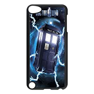 Dr Doctor Who Season Van Gogh Tardis Painting Rubber Case for Ipod Touch 5 Phone Case AML193542