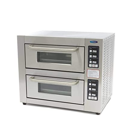 Horno doble para pizza o pan.: Amazon.es: Grandes electrodomésticos