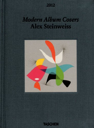 Modern Album Covers - 2012 (Taschen Small Deluxe Calendars)