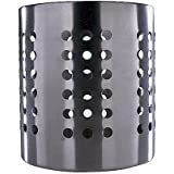 Ikea Ordning Scolaposate, Metallo, Argento, 12x12x14 cm