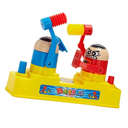 SONONIA キッズ ダブルバトル ボードゲーム おもちゃ ハンマー 隠れゲーム