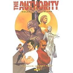 The Authority : Humains malgré tout par Ridley