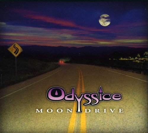 CD : Odyssice - Moondrive (Holland - Import, 2PC)