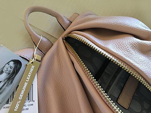 Aimee Kestenberg Tamitha Backpack Blush Leather Gold Hardware by Aimee Kestenberg (Image #1)