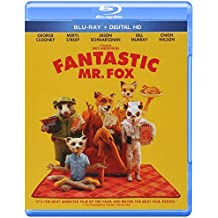 Fantastic Mr. Fox Blu-ray