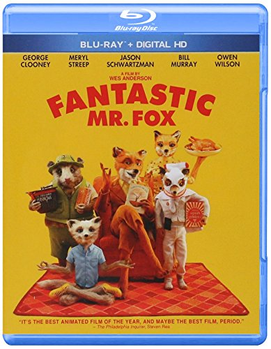 Fantastic Mr. Fox, The [Blu-ray]
