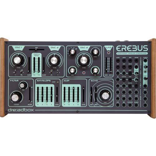 Dreadbox Erebus V3 Duophonic Synthesizer by Dreadbox