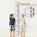 KINBON Baby Height Growth Chart Ruler Kids