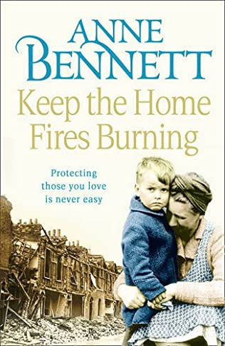 book cover of Keep the Home Fires Burning