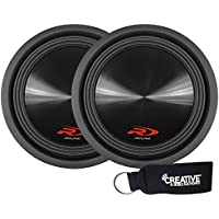 Alpine SWR-12D2 12 Subwoofer Bundle